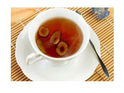 养生红枣茶