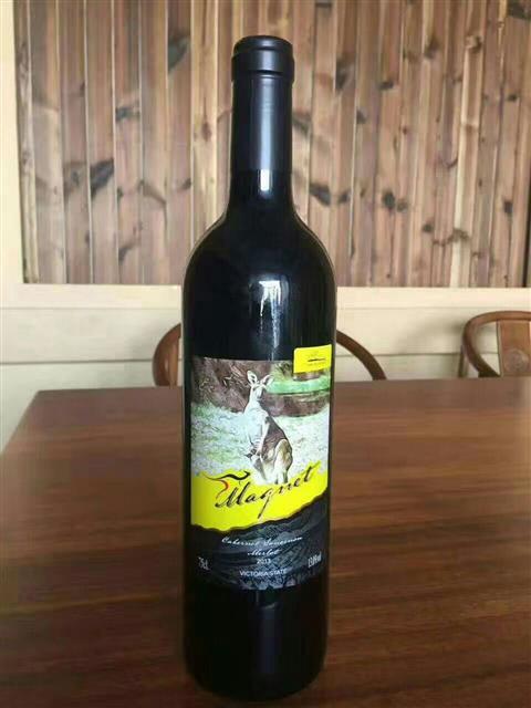 克莱尔袋鼠干红葡萄酒