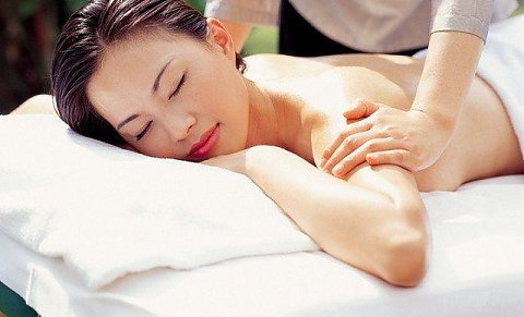 草本能量灸——肩颈理疗